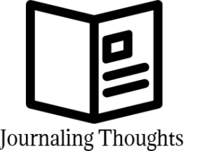 Journaling thoughts logog