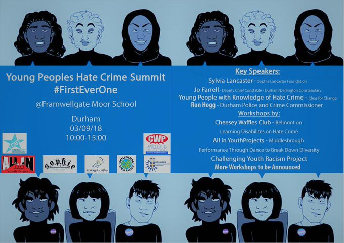 Why We Need to Do a Young Peoples Summit On Hate Crime,